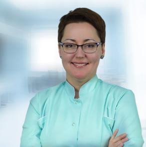 Петренко Галина Олександрівна - гінеколог медичного центру Гравімед