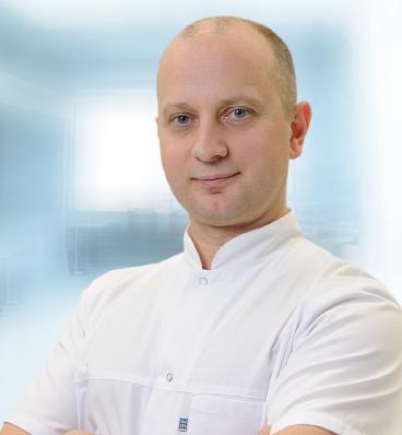 Юрій Мельник Експерт УЗД, Генетик