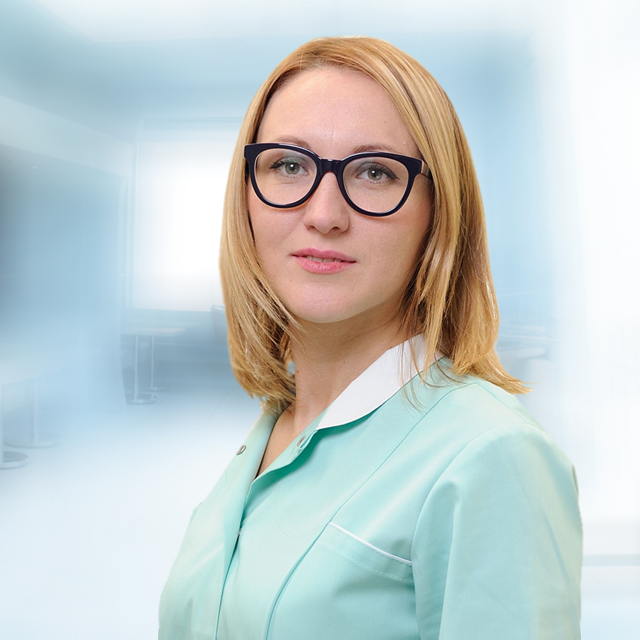 Марія Криворук Фахівець УЗД, Акушер-гінеколог