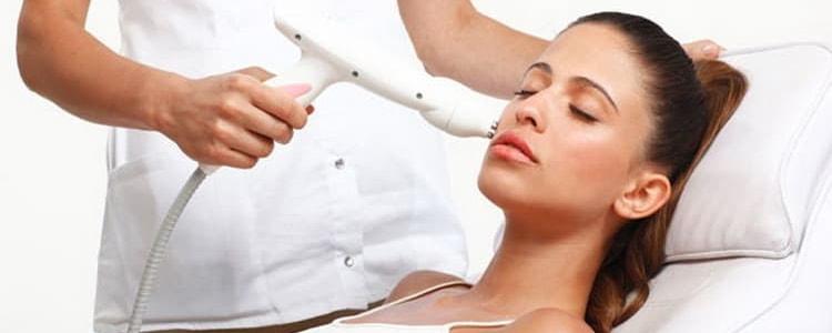 Лечение сосудистых проблем кожи в клинике Гравимед