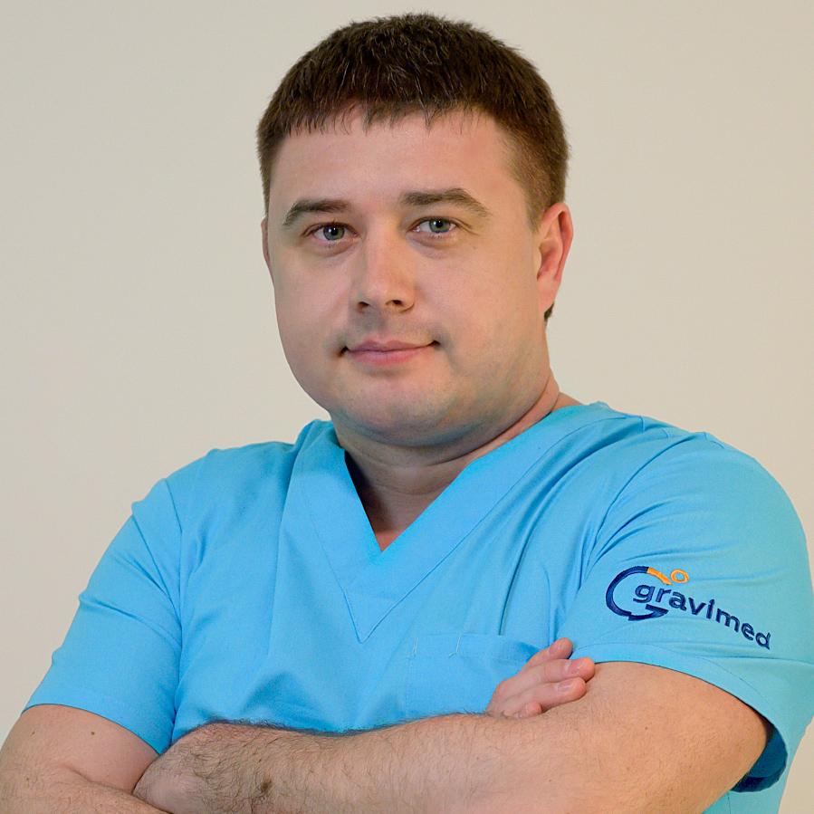 Атамась Артем Запис до лікаря в клініці Гравімед (Київ, Оболонь)