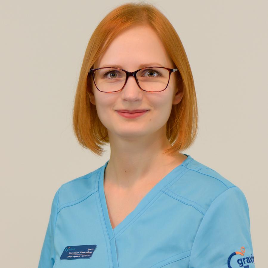 Катерина Дрозд Акушер-гінеколог