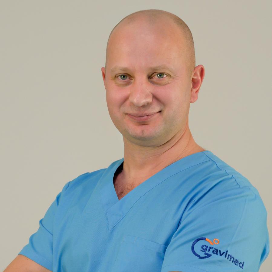 Запис до лікаря Юрій Мельник мед центр Гравімед